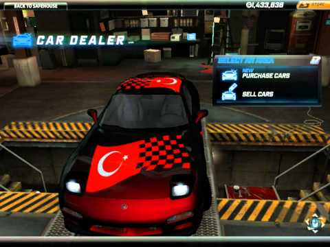Selling Parts & Car Because There is No More Slot Need for Speed World NFSW