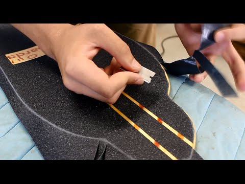 The Complete Guide to Custom Pinstripe Griptape
