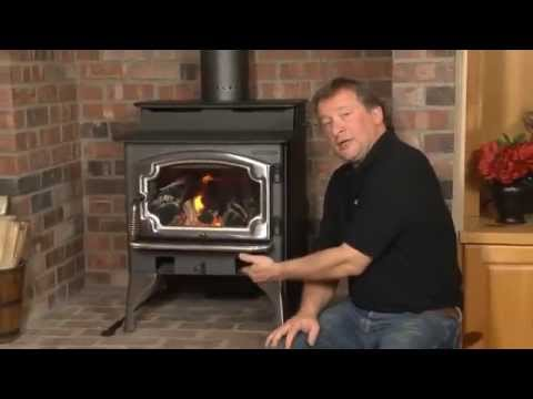 Wood Burning Stove & Inserts -  Roswell: Heat your whole home with your wood fireplace!