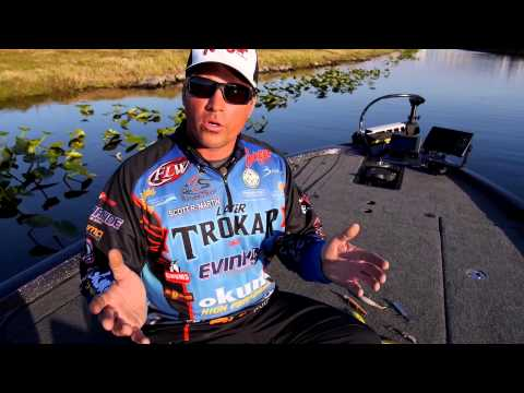 Bass Fishing: How to pick the right type of Jerkbait with Scott Martin