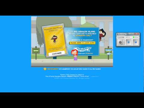 poptropica how to beat superpower island part1