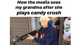 VIDEOGAMES CAUSE VIOLENCE MEMES