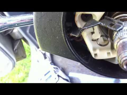 Column Vid 3 - Locking Plate, Turn Signal Switch, Steering Shaft Bearing