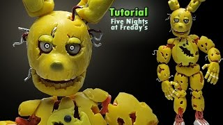 Minecraft Build Showcase Five Nights at Freddy's 3