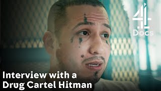 Honest Interview with Drug Cartel Hitman | Meet The Drug Lords: Inside The Real Narcos