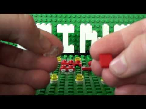 Mini Series: How To Build A Mini Lego Plane