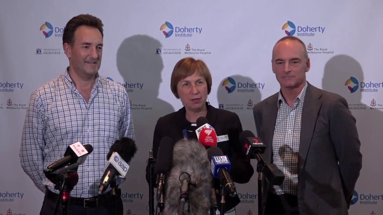 2019 novel coronavirus press conference video