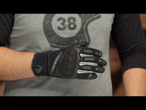 REV'IT! Striker 3 Gloves Review