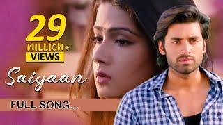 Saiyaan Full Song | Romeo Vs Juliet | Mahiya Mahi | Ankush | Bengali Movie 2015 | Eskay Movies