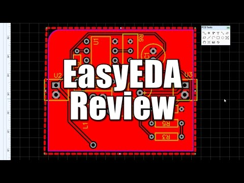 EasyEDA - Free Schematic & PCB Design + Simulation Software Review