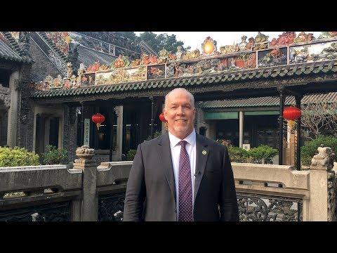 Getting Started in Guangzhou, China