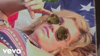 Ke$ha - Nashville Photo Shoot BTS