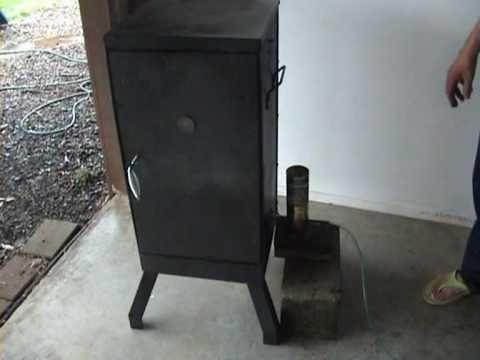 D.I.Y. Cold Smoke Generator