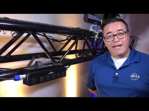 ADJ POW-R BAR LINK Product Tour