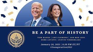 "Tom Hanks hosts ""Celebrating America,"" a program honoring the inauguration of President Joe Biden"