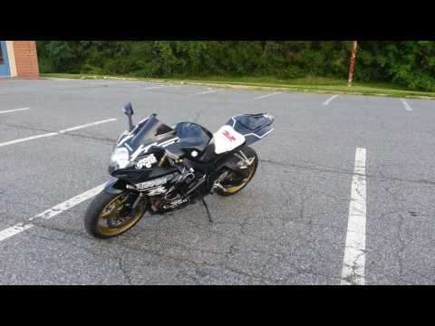2006 Gsxr750 How to Check F1 light or Fl and Get Code Fast