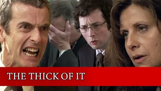 Wildest Moments of The Thick of It, Series 3 | The Thick of It | BBC Comedy Greats
