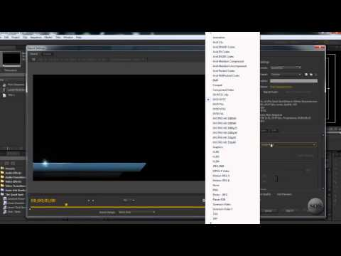 Exporting Transparent Video from Premiere - Quick Tips 3
