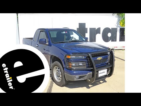 install aries grille guard 2012 chevrolet colorado aa4080 - etrailer.c