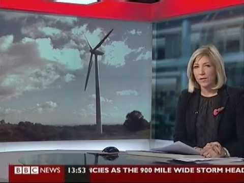 Abundance Generation on BBC news: Investing in renewable energy