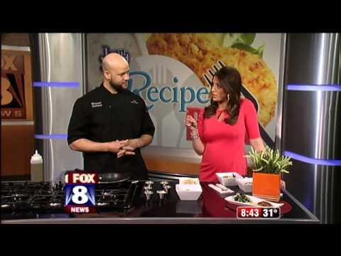 FOX 8 Recipe Box: Salmon & Crab Cakes