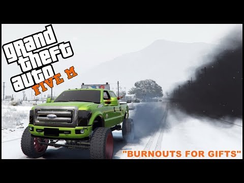 GTA 5 ROLEPLAY - BURNOUTS FOR PRESENTS - EP. 119 - CIV