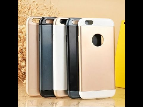 iPhone 6 case tough armor dual layer versus overview