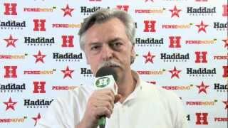 Eu Voto 13: Wagner Nabuco | Eleições 2012 | Haddad Oficial