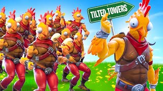 We Created A Fortnite Chicken ARMY!