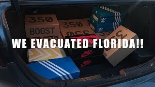 We Evacuated Florida!! Our Hurricane Irma Story