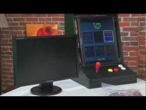 How To Build Your Own Arcade