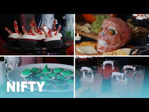 7 Terrifying Halloween Food Ideas