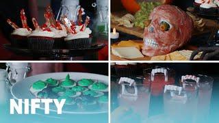 Download 7 Terrifying Halloween Food Ideas Video