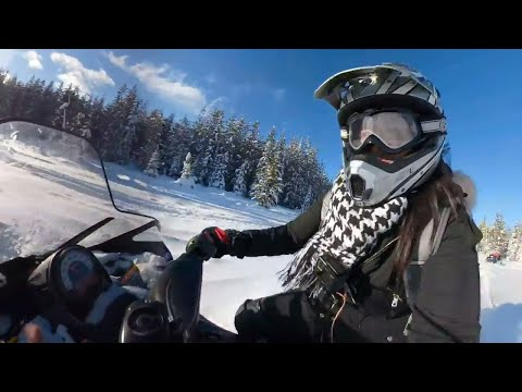 GoPro Fusion Vlog: Snowmobiling // Ice Climbing // Other Adventures in Kelowna BC [VLOG #25]