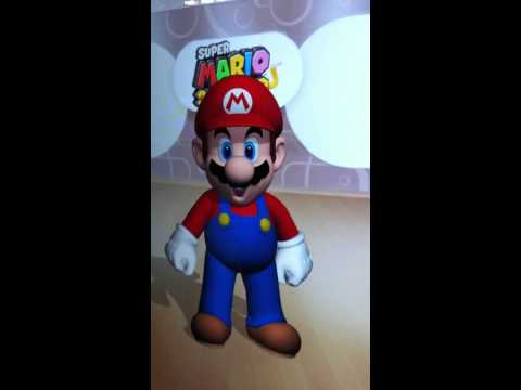 Talking to Mario at NYC Comic Con