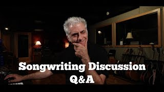 Songwriting Inspiration vs. Theft Discussion