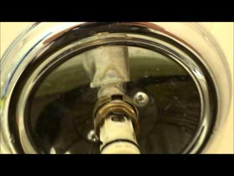 Stuck shower faucet cartridge tip!