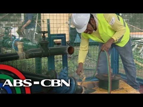 TV Patrol: Deep well pumps ng isang soft drinks company, ipinasara