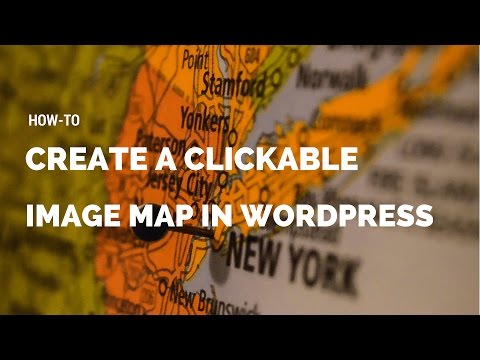 Create a clickable hotspot map with this WordPress plugin
