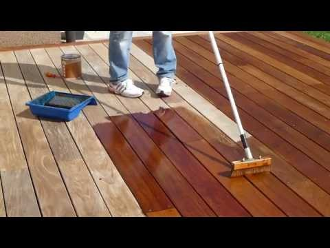 How to restore weathered wooden decking - Pechar s.r.o.