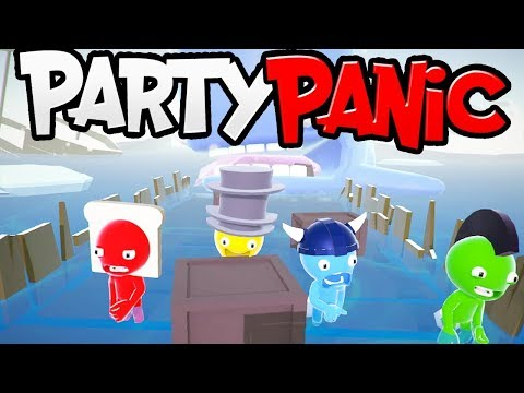 BEST PARTY EVER BOARD GAME - PARTY PANIC