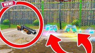 invisibility glitch bank heist in fortnite playground v2 mode fortnite battle royale - fortnite heist