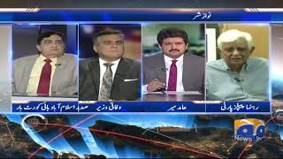 Why the PML-N say the govt is being destabilized? Capital Talk - 15-November-2017