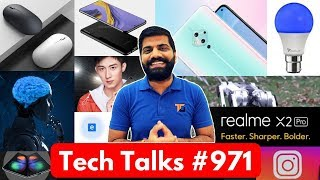 Tech Talks #971 - Galaxy A51, Realme 5S Launch, Honor V30, Anti Bacterial Bulb, Xiaomi Mouse 2