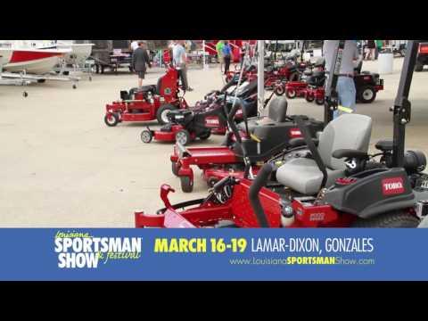 Louisiana Sportsman Show 2017