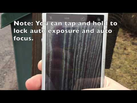 How to take great pictures with your iPhone/iPod touch/iPad