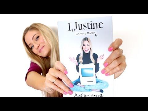 iJustine Book!