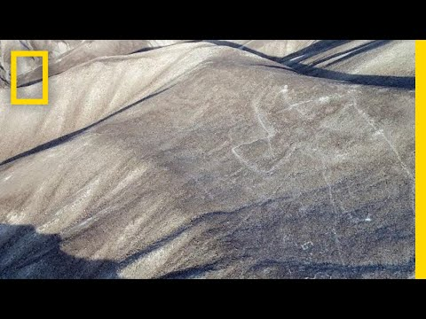 Ancient Drawings Discovered in Peru | National Geographic