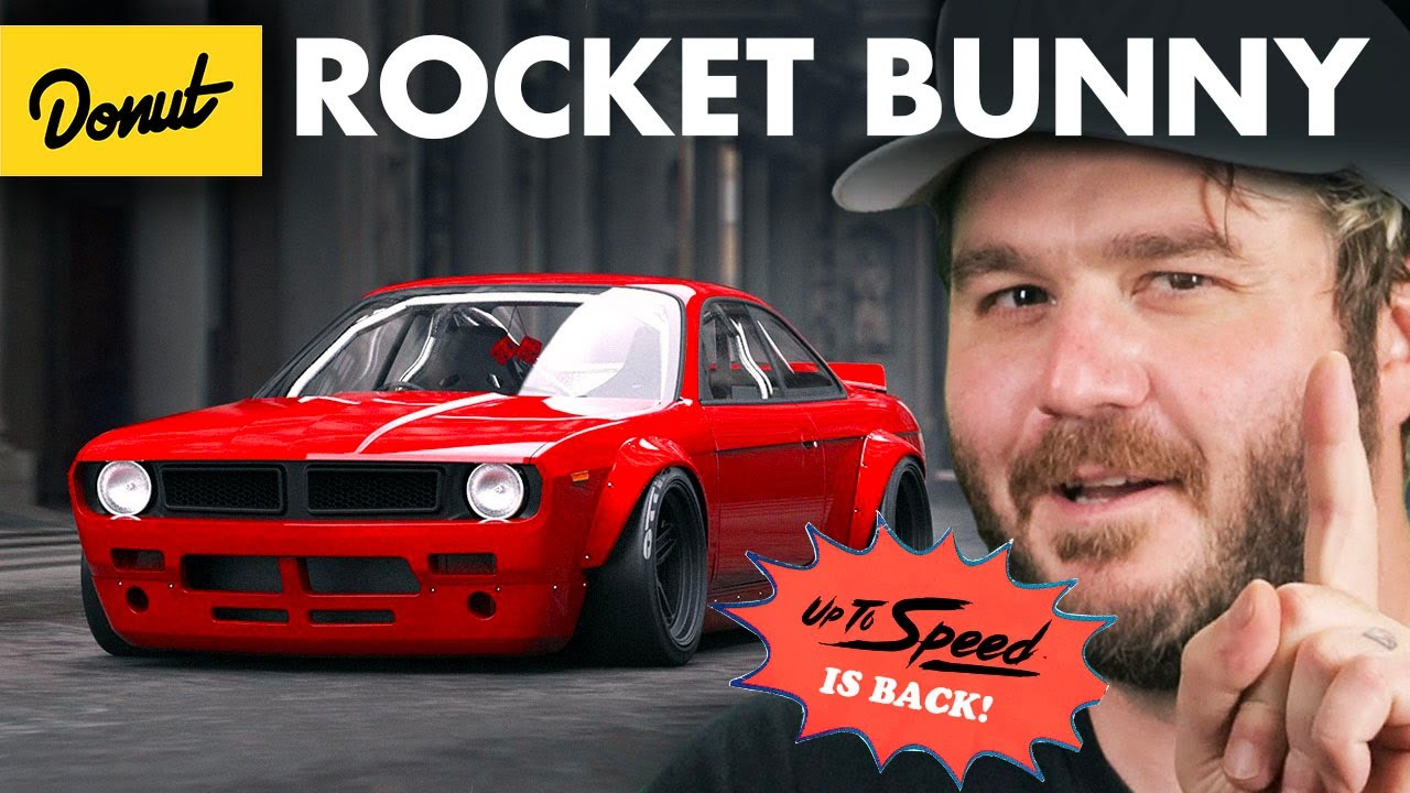 Rocket Bunny - Everything You Need to Know | Up to Speed