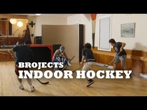 Brojects Indoor Hockey